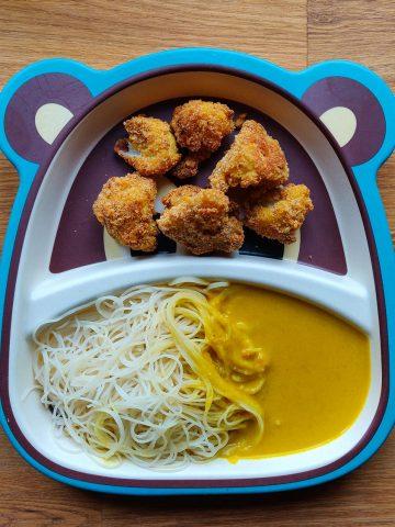 Katsu Curry for Kids