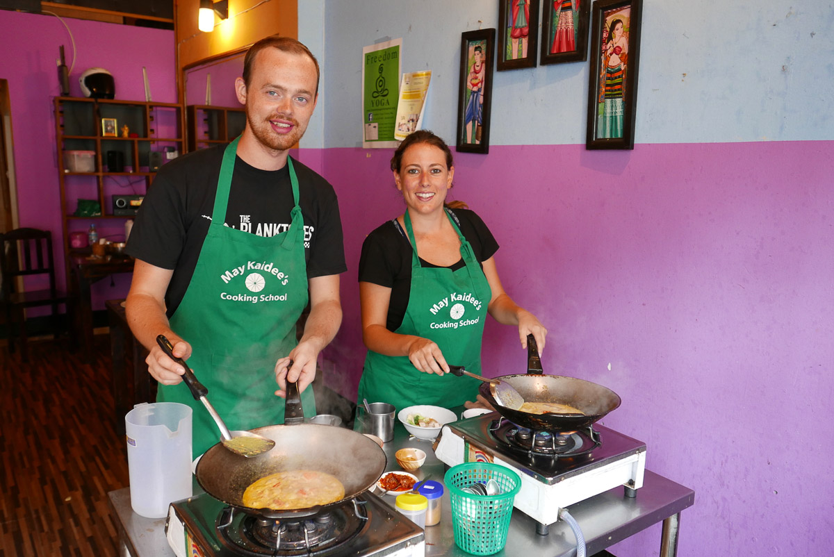 Chaing Mai : Cooking Class