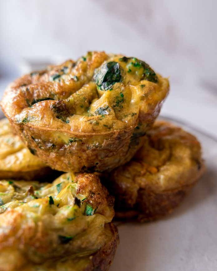 Egg Muffins with Vegetables