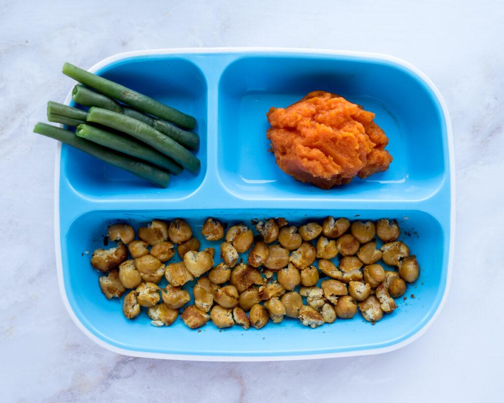 Étkezés ötletek a kisgyermekek számára
