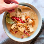 Thai Panang Curry with Tofu