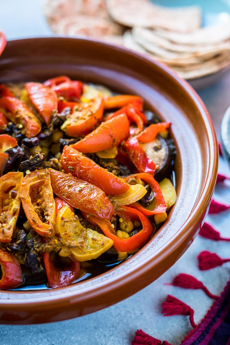 Moroccan Vegetable Tagine