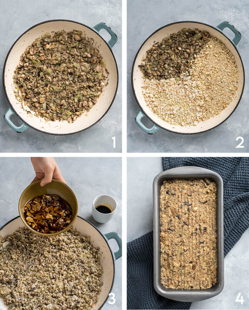 Vegan Nut Roast