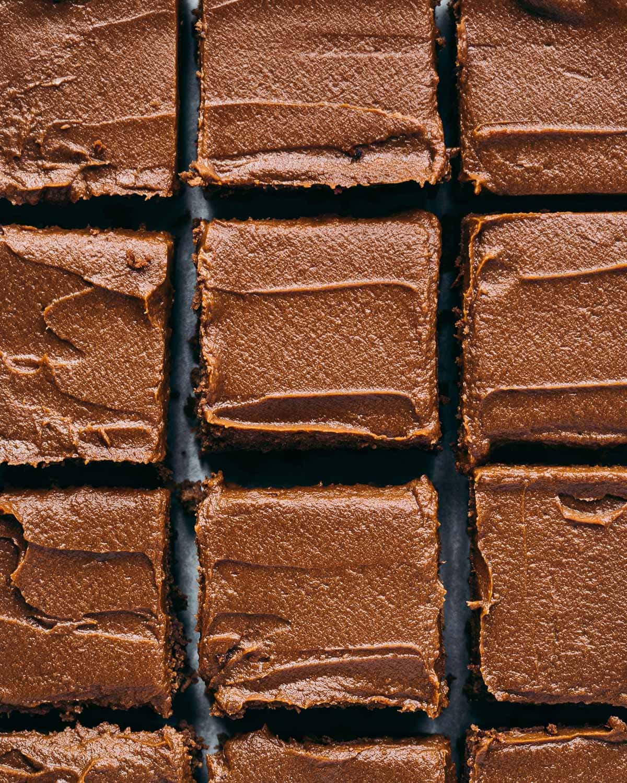 Vegan and Gluten-free Chickpea Brownies